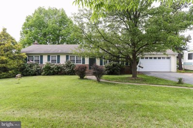 4606 Doncaster Drive, Ellicott City, MD 21043 - #: MDHW294356