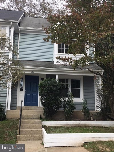 26 Martins Landing Court, Germantown, MD 20874 - #: MDMC100052