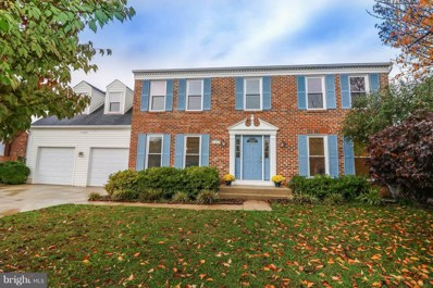 14660 Brougham Way, North Potomac, MD 20878 - #: MDMC100190