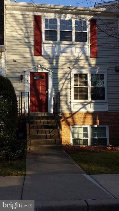 134 Bent Twig Lane UNIT 342, Gaithersburg, MD 20878 - MLS#: MDMC100580