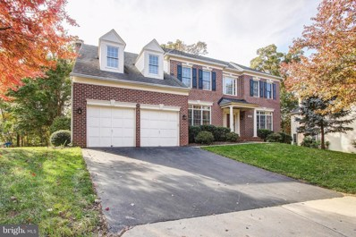 10313 Yearling Drive, Rockville, MD 20850 - MLS#: MDMC100644