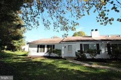 3638 Edelmar Terrace UNIT 123-B, Silver Spring, MD 20906 - #: MDMC100902