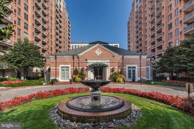 11710 Old Georgetown UNIT 206, North Bethesda, MD 20852 - MLS#: MDMC100984