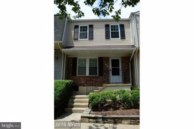 17522 Sabrina Terrace, Derwood, MD 20855 - MLS#: MDMC101326