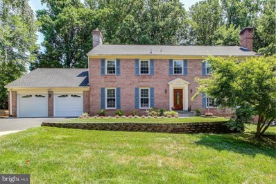 10921 Ralston Road, North Bethesda, MD 20852 - MLS#: MDMC101480
