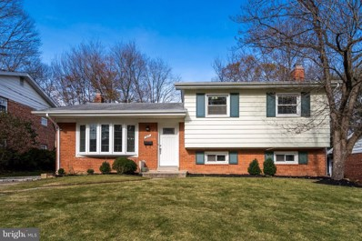 1017 Chiswell Lane, Silver Spring, MD 20901 - MLS#: MDMC101572