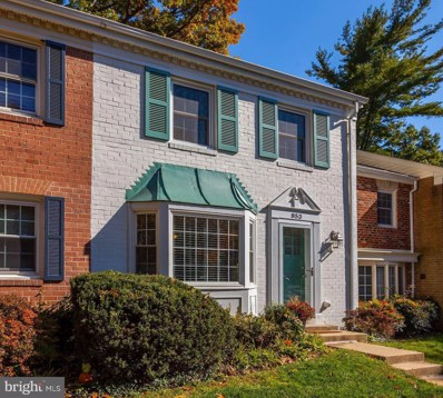 853 Azalea Drive UNIT 27, Rockville, MD 20850 - #: MDMC101944