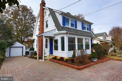 6812 Brookville Road, Chevy Chase, MD 20815 - #: MDMC102128