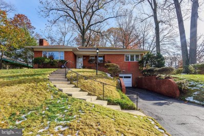 217 Northwest Terrace, Silver Spring, MD 20901 - MLS#: MDMC102664