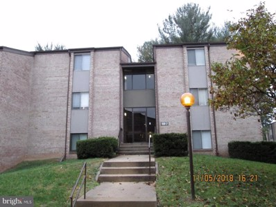 18917 Smoothstone Way UNIT I-4, Gaithersburg, MD 20886 - #: MDMC103090