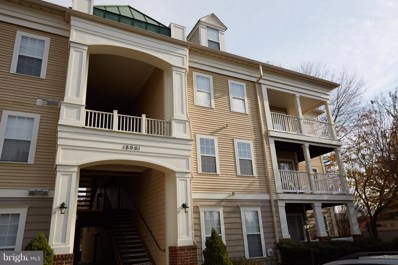 18001 Cloppers Mill Terrace UNIT 16H, Germantown, MD 20874 - MLS#: MDMC136844