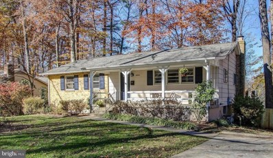 4805 Rim Rock Road, Rockville, MD 20853 - MLS#: MDMC165042