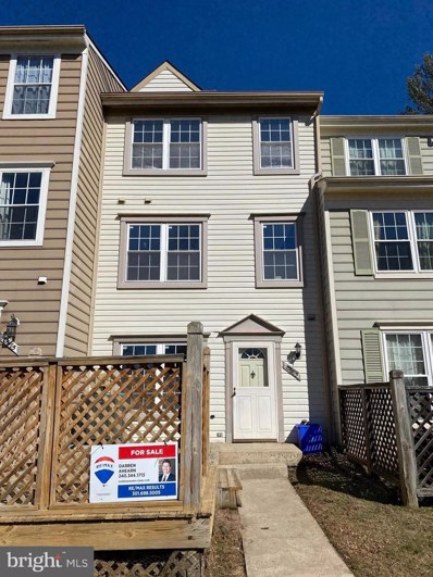 13683 Winterspoon Lane UNIT 39, Germantown, MD 20874 - #: MDMC2000040