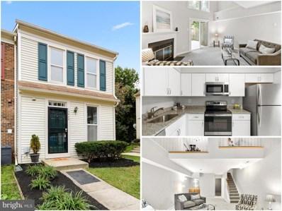 13848 Carter House Way UNIT 14-95, Silver Spring, MD 20904 - #: MDMC2000909