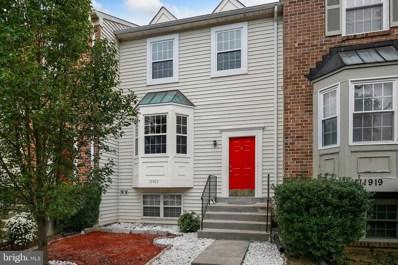 11921 Rumsfeld Terrace, Silver Spring, MD 20904 - #: MDMC2001065