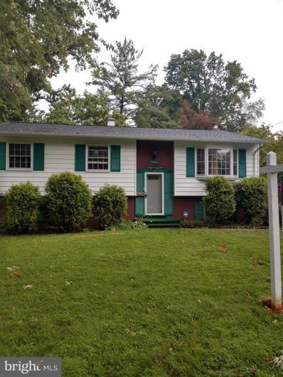 14623 Myer Terrace, Rockville, MD 20853 - #: MDMC2001610