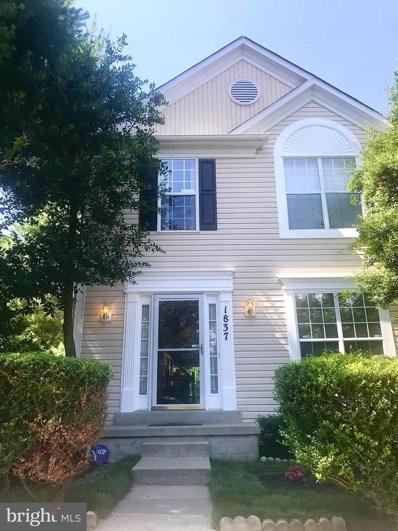 1837 Staley Manor Drive, Silver Spring, MD 20904 - #: MDMC2002852