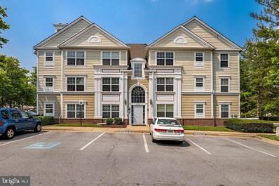 122 Kendrick Place UNIT 12, Gaithersburg, MD 20878 - #: MDMC2003164