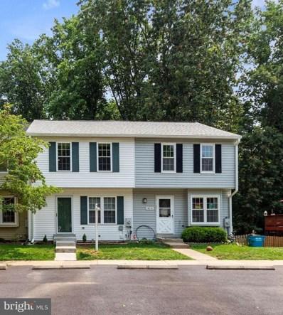 14614 Keeneland Circle, North Potomac, MD 20878 - #: MDMC2006266