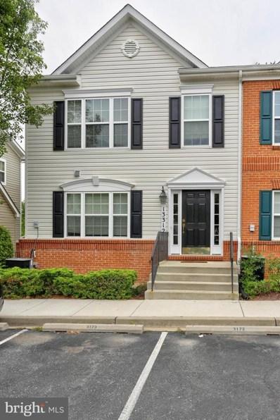 13312 Bluebeard Terrace UNIT 3172, Clarksburg, MD 20871 - #: MDMC2007556