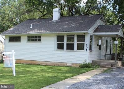 1506 Farr Road, Rockville, MD 20851 - #: MDMC2007946