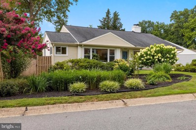 9612 Alta Vista Terrace, Bethesda, MD 20814 - #: MDMC2008386