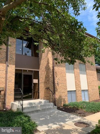 18615 Walkers Choice Road UNIT 1, Montgomery Village, MD 20886 - #: MDMC2008388