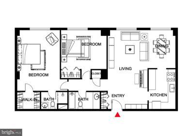 1111 W University Boulevard UNIT 804-A, Silver Spring, MD 20902 - #: MDMC2012558