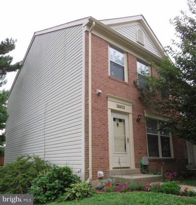 18913 Piney Point Place, Germantown, MD 20874 - #: MDMC2013650