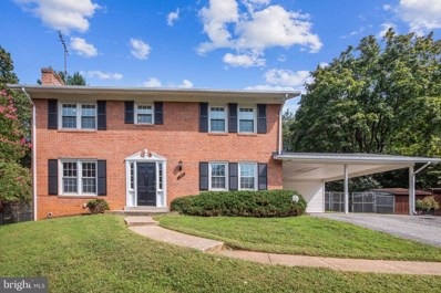 313 Beaumont Road, Silver Spring, MD 20904 - #: MDMC2014684