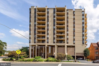4242 East West Highway UNIT 502, Chevy Chase, MD 20815 - #: MDMC2015660