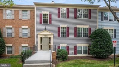 20212 Shipley Terrace UNIT 8-A-301, Germantown, MD 20874 - #: MDMC2016238