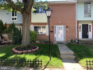 8134 Pepperwood Lane UNIT C7, Gaithersburg, MD 20877 - #: MDMC2018188