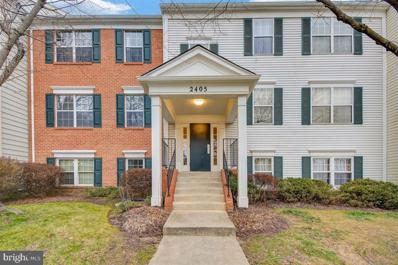 2405 Normandy Square Place UNIT 12, Silver Spring, MD 20906 - #: MDMC2018828