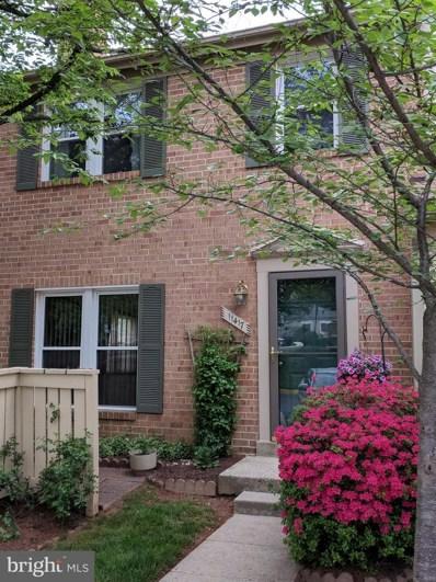11417 Hawks Ridge Terrace UNIT 82, Germantown, MD 20876 - MLS#: MDMC244234