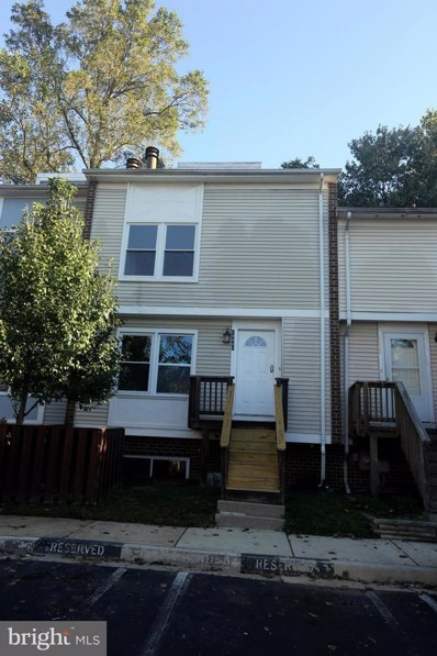 18941 Pine Ridge Lane UNIT 9-7, Germantown, MD 20874 - MLS#: MDMC314612