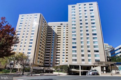4601 N Park Avenue UNIT 1513, Chevy Chase, MD 20815 - #: MDMC320760