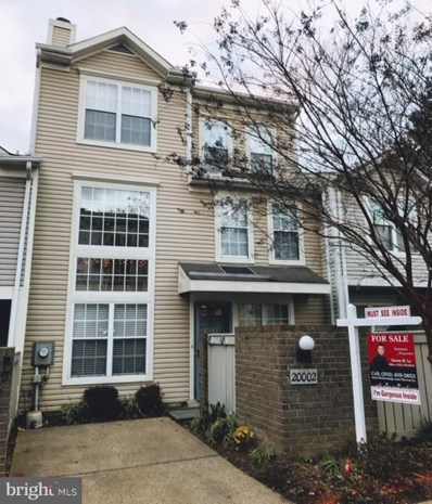 20002 Galesburg Way, Gaithersburg, MD 20879 - MLS#: MDMC383454