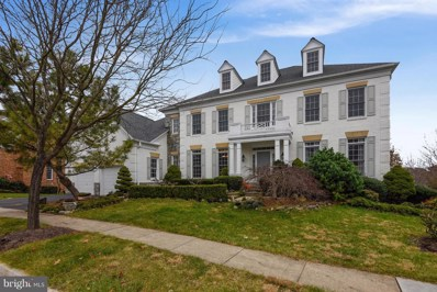 613 Oak Knoll Terrace, Rockville, MD 20850 - #: MDMC384842