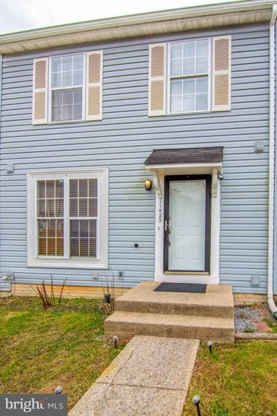 11423 Brundidge Terrace, Germantown, MD 20876 - #: MDMC388798