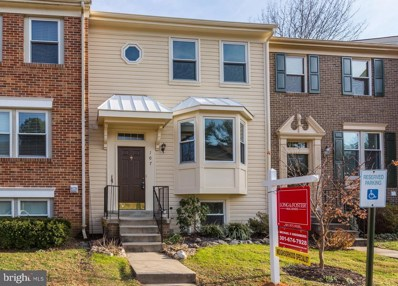 107 Fleece Flower Drive, Gaithersburg, MD 20878 - MLS#: MDMC484594
