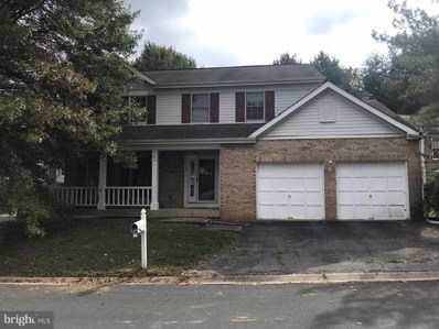 11600 Lucrece Terrace, Germantown, MD 20876 - MLS#: MDMC486294
