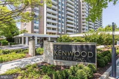 5101 River Road UNIT 1504, Bethesda, MD 20816 - #: MDMC486316