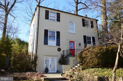 6808 Hillcrest Place, Chevy Chase, MD 20815 - #: MDMC486424