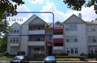 13613 Sir Thomas Way UNIT 1-A-31, Silver Spring, MD 20904 - #: MDMC487198