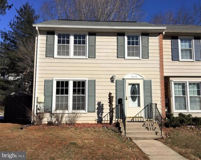 18118 Metz Drive, Germantown, MD 20874 - #: MDMC487628