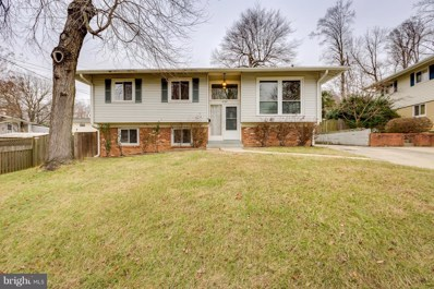 4702 Miltfred Terrace, Rockville, MD 20853 - #: MDMC488230