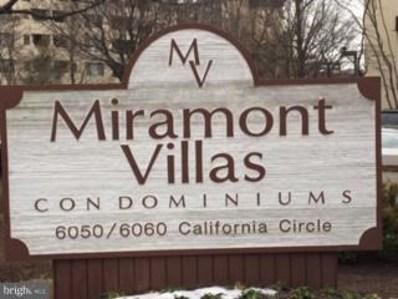6050 California Circle UNIT 210, Rockville, MD 20852 - #: MDMC488748