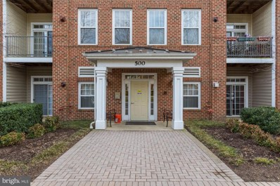 500 King Farm Boulevard UNIT 103, Rockville, MD 20850 - #: MDMC559624