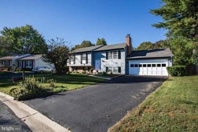 18520 Mountain Laurel Terrace, Gaithersburg, MD 20879 - #: MDMC561100